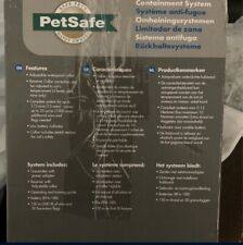 Cats petsafe wireless containment system pcf-1000-20