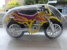 Maisto KAWASAKI KLX250SR  diecast model motorcycle bike with stand