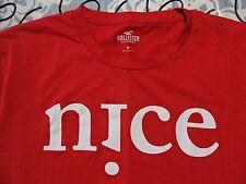 Medium- NWOT Nice Hollister Brand T- Shirt