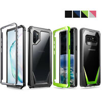 Galaxy Note 10,Note 10 Plus,Note 8 Case,Poetic Scratch Resistant Back Cover