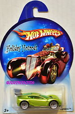 HOT WHEELS HOLIDAY RODS SYNKRO GREEN