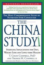 THE CHINA STUDY [9781932100389] - THOMAS M., II CAMPBELL (HARDCOVER)