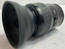 Vintage 55mm Minolta Maxxum AF Zoom Xi Lense 80-200mm 1:4.5(22)-5.6 Rubber Hood