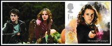 GB Harry Potter Hermione Granger single (from collector sheet) MNH 2018