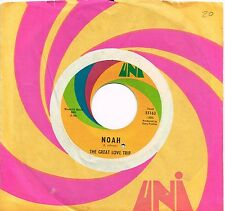 THE GREAT LOVE TRIP noah / why can't we be U.S. UNI 45rpm 55163_original 1969