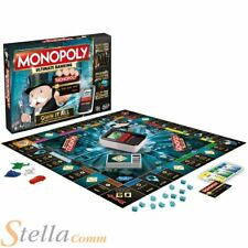 Hasbro Monopoly Ultimate Banking Edition Property Family Board Game