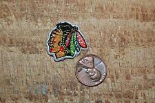 "Chicago Blackhawks 7/8"" Logo Patch Hockey"