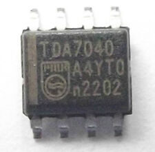 TDA7040T  Marked TDA7040 Philips  Low Voltage PLL Stereo Decoder 8-Pin SO
