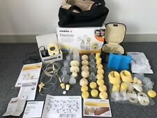 medela double electric breast pump Massive Bundle Inc BRAND NEW parts