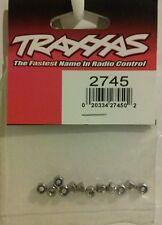 Traxxas # 2745 3mm Nylon locknuts.