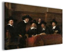 Quadri riproduzioni Rembrandt Van Rijn vol IX Stampe su tela famose pittori