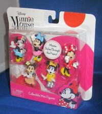DISNEY MINNIE MOUSE STYLES THROUGH THE YEARS COLLECTOR 2 INCH MINI FIGURES