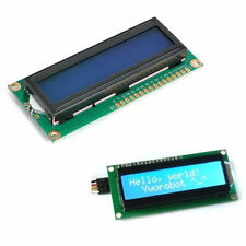 New Blue IIC I2C TWI 1602 16x2 Serial LCD Module Display for Arduino.W3
