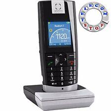 Snom M3 DECT VOIP SIP TELEFONO CORNETTA-Grado A-IVA Incl. & GARANZIA -