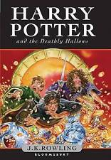 Harry Potter and the Deathly Hallows, By J. K. Rowling,in Used but Acceptable co