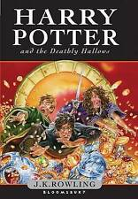 HARRY POTTER and the DEATHLY HALLOWS by J K ROWLING,    HB.