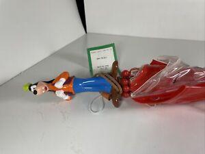 Vintage Disney Mickeys Stuff For Kids Goofy Plastic Rain Umbrella