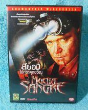 Mucha Sangre Anamorphic Widescreen DVD Region 3
