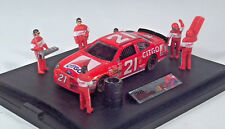 1992 Racing Champions NASCAR Michael Waltrip #21 Pit Stop Show Case Citgo Ford