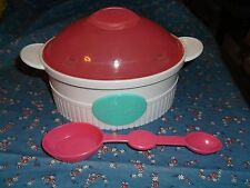 "ksm. Jakks Pacific Girl Gourmet Covered Dish Measuring Spoon  Spoon 5 7/8"" Wide"