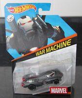 Hot wheels. War Machine -  Marvel