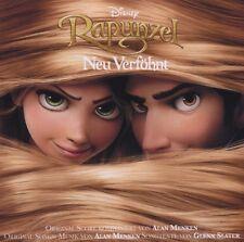 RAPUNZEL - NEU VERFÖHNT CD ORIGINAL SOUNDTRACK NEU