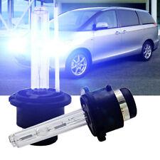 D2S D2R 8000k Headlight HID Xenon Bulbs Globes for Honda Subaru Mazda Toyota