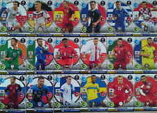 ROAD TO EURO UEFA 2016™ Adrenalyn XL™ Panini FANS' FAVOURITE FULL SET 18 CARDS