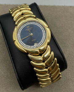 Schöne Raymond Weil Armband Uhr | 18 K Vergoldet Electroplated