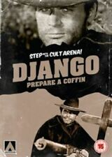 Django Prepare a Coffin 5027035009315 With Terence Hill DVD Region 2