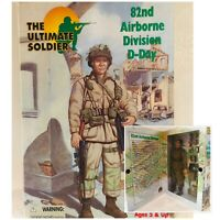 Army 21st Century Toys 1999 The Ultimate Soldier 82nd Airborne Division D-Day