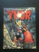 THOR  - Marvel Comics Index 5 (1977)  96  pages. TIM CONRAD  COVER