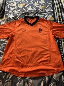 Netherlands/Holland 2000 Home Shirt Size L