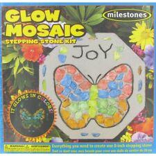 Glow Mosaic Stepping Stone Kit Kids - Brand New - Free Shipping