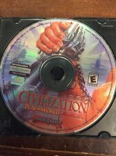 PC Sid Meier's Civilization III: Play the World(2002 Multiplayer Expansion Pack)
