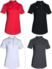 Under Armour Heatgear UA equipo de mujer en colores vivos Polo Camisa 1295292 Colores/Talle 55 $
