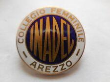 Distintivo INADEL collegio femminile Arezzo