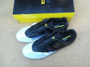 Mavic Cosmic Elite Cycling Shoes  EUR45,1/3 White/Black New in box