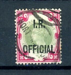 [57271] Great-Britain good Forged Overprint Used Very Fine stamp