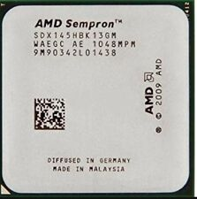 AMD SARGAS CPU Sempron 145 2.8GHZ/Socket AM2+/AM3