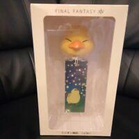 Final Fantasy XIV FFXIV Fat Chocobo Minion Wind bell (Furin) Pottery TAITO 2019