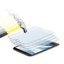 4 x lámina tanques Samsung Galaxy Note 2 TPU protector pantalla lámina claramente película protectora