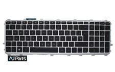 NEW For HP ENVY Touchsmart  UK Backlit Keyboard 15-J000 17-J000 Series