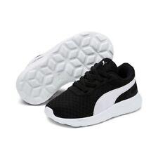 Puma ST Activate AC Inf Kinder Baby Schuhe Sneaker 369071 Schwarz Weiß