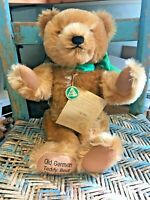 BRAND NEW Hermann Limited Edition Old German Teddy Bear Replica 1929-#18681