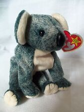 TY Beanie Babies Koala Teddy Bear  ** EUCALYPTUS ** 5th Generation New w/ Tag