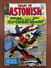 Tales to Astonish #57 (Marvel Comics) Giant-Man & Spider-Man appearance