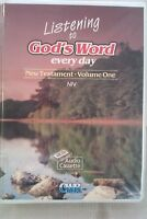 Listening God's Word Every Day: N T vol 1 NIV: Unabridged Cassette Narr Stevens