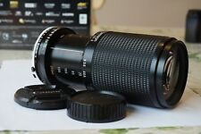 TAMRON 70~210 f3.8 (46A) ZOOM LENS, WITH CASE AND ORIGINAL HOOD, BEST OF SERIES.