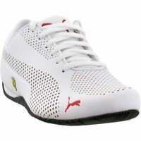 Puma Scuderia Ferrari Drift Cat 5 Ultra Sneakers Casual   Sneakers White Mens -